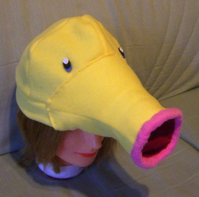 Bellsprout hat