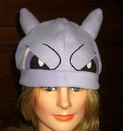 Mewtwo hat - front